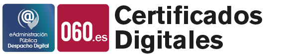 Logotipo logo Certificados digitales servicio integrado